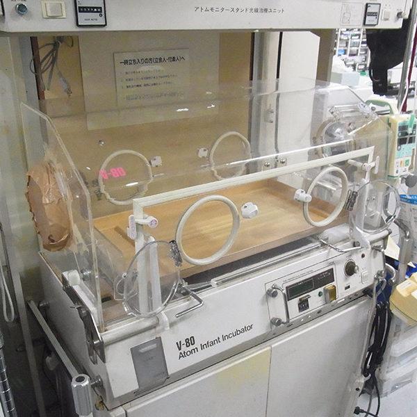 小型犬猫用保育器ICU