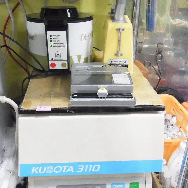 自動尿検査器・遠心分離器